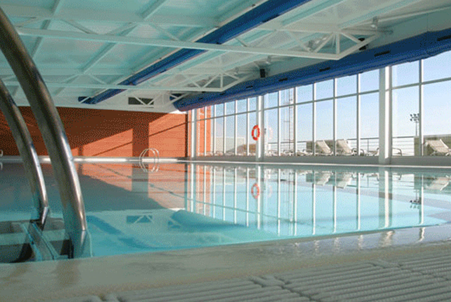 Club Egara_Piscina interior