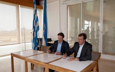 Acord de col·laboració entre el Club Egara i Cottet