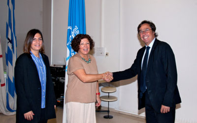 Acord de col·laboració entre el Club Egara i Farmàcia Ortopèdia Roc Blanc