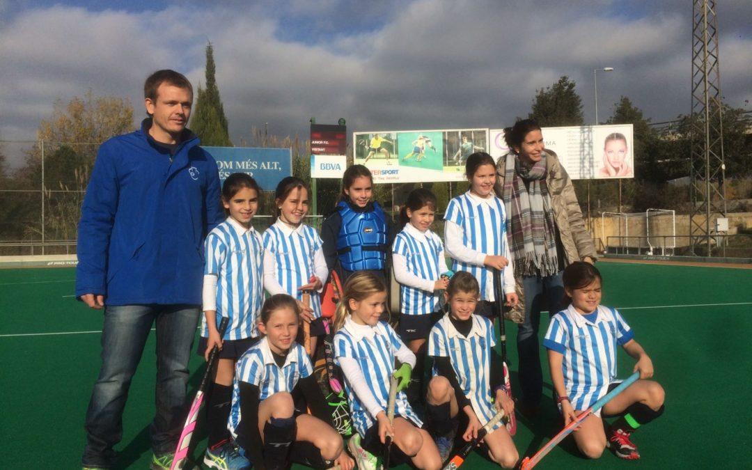 L'Egara femení campió de la Copa Catalunya Benjamí 5×5 C