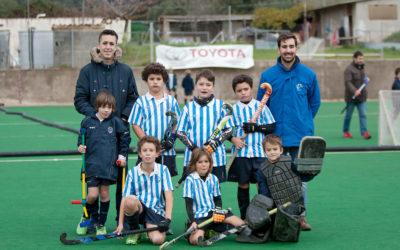 El Club Egara Benjamí 5×5 A, campió de la Copa Federació