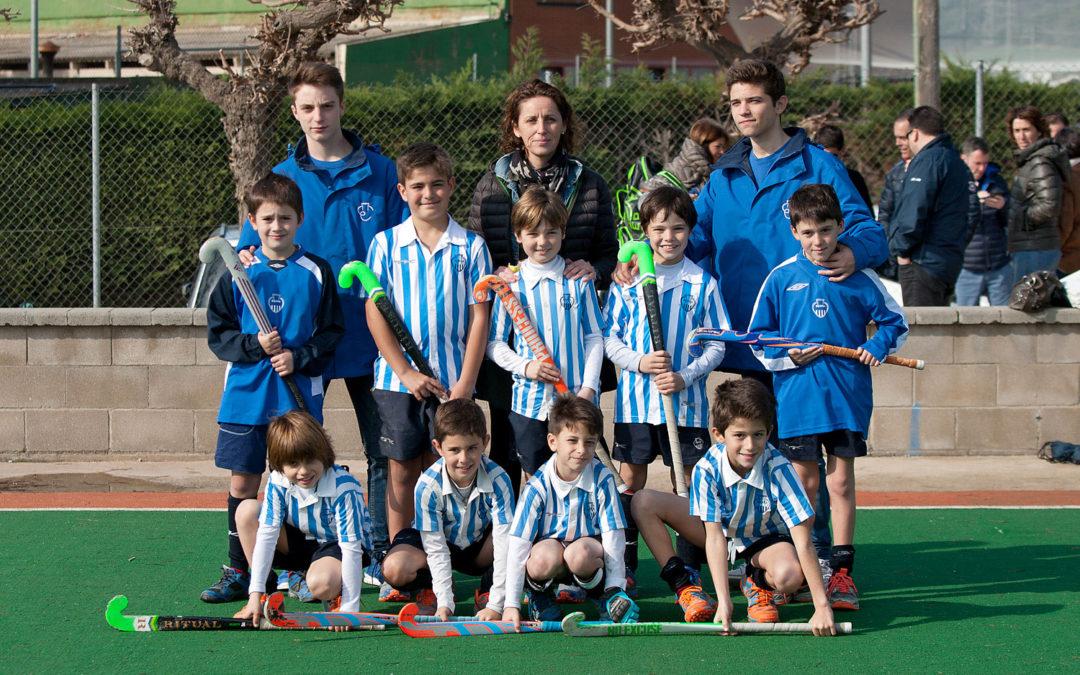 El Club Egara 5×5 D, campió de la Copa Federació