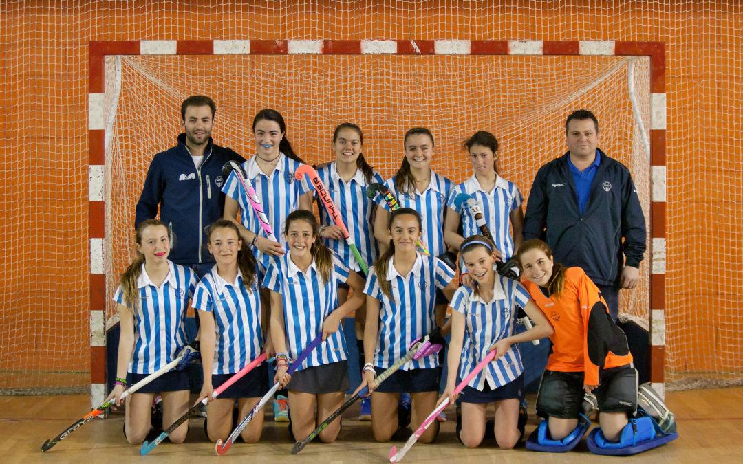 L'Infantil A femení, campió de Catalunya i amb bitllet pel Campionat d'Espanya