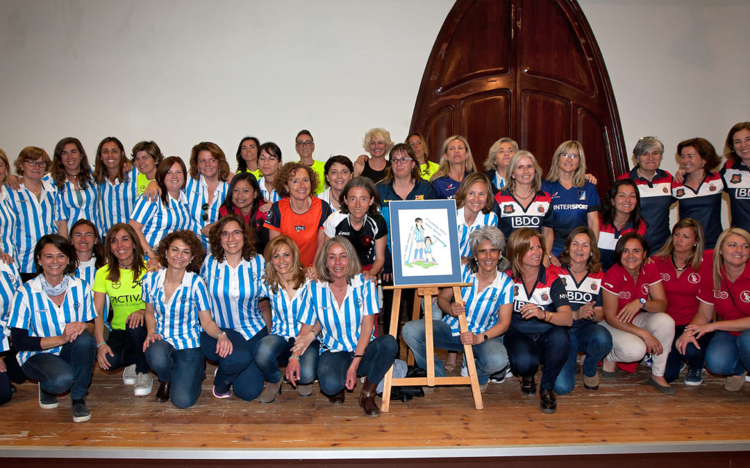 El Club Egara prepara una edició rècord de l'European Mami's Hockey Festival