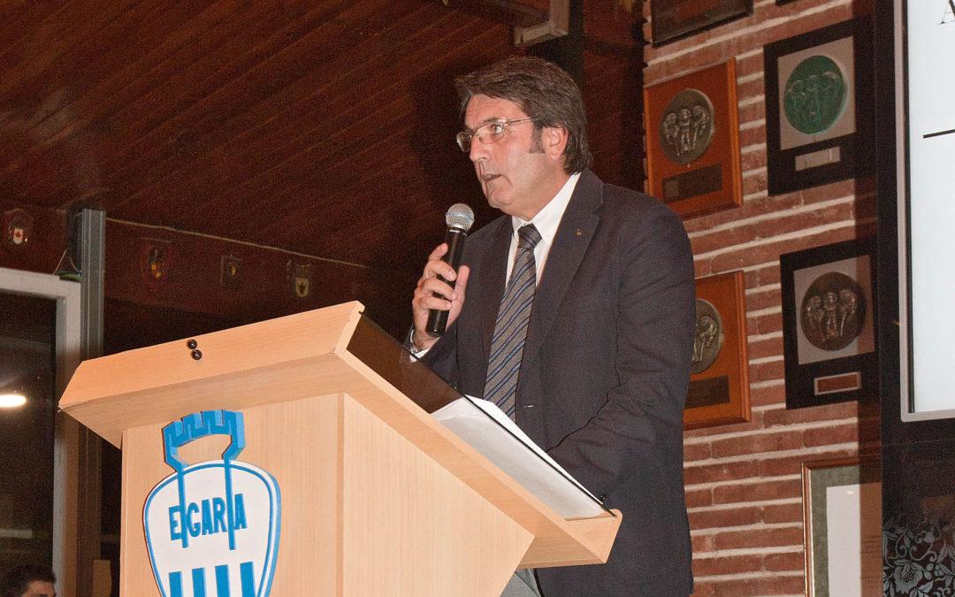 Martí Lloveras, designat president del Comitè Organtizador del IMHA Master World Cup