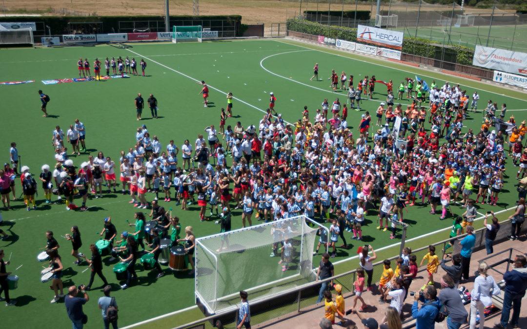 Èxit rotund a la 5a edició de l'European Mami's Hockey Festival