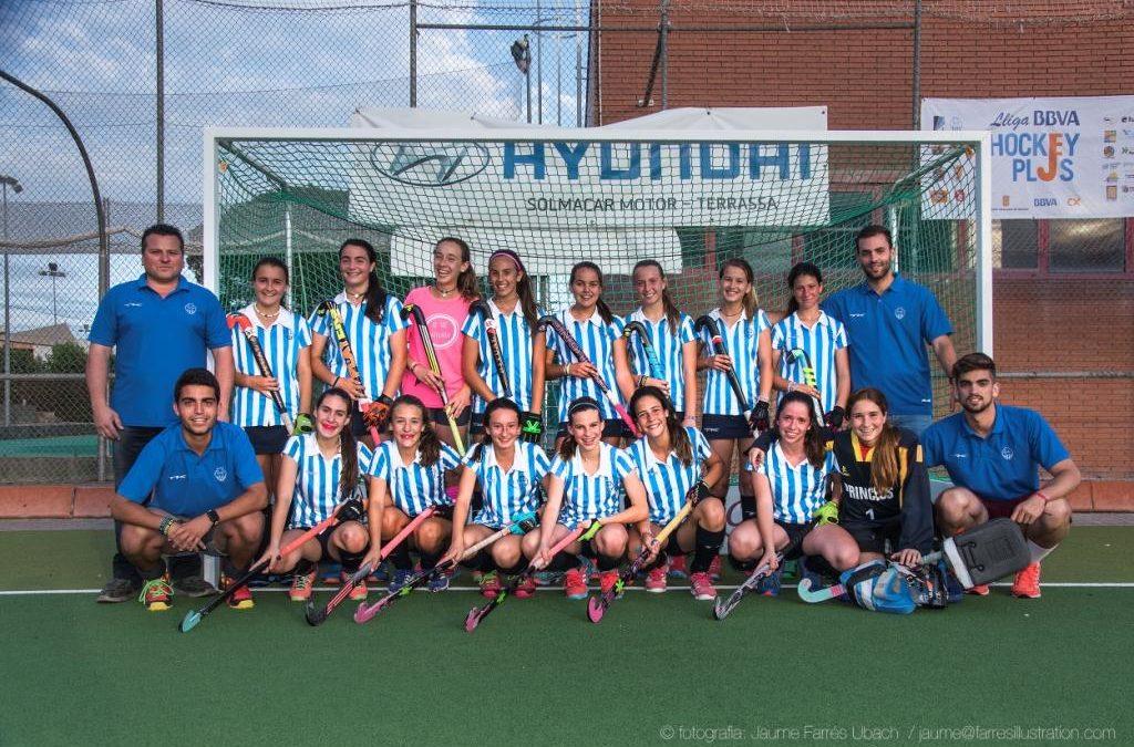 L'Infantil Femení A i B Campiones de Catalunya