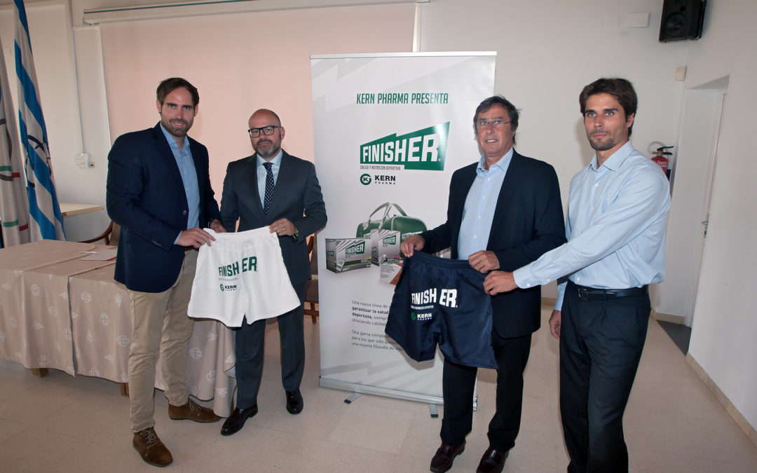 Finisher®, nou patrocinador del  Club Egara