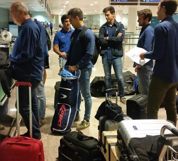 L'Egara DHM viatje a Hamburg per preparar la temporada