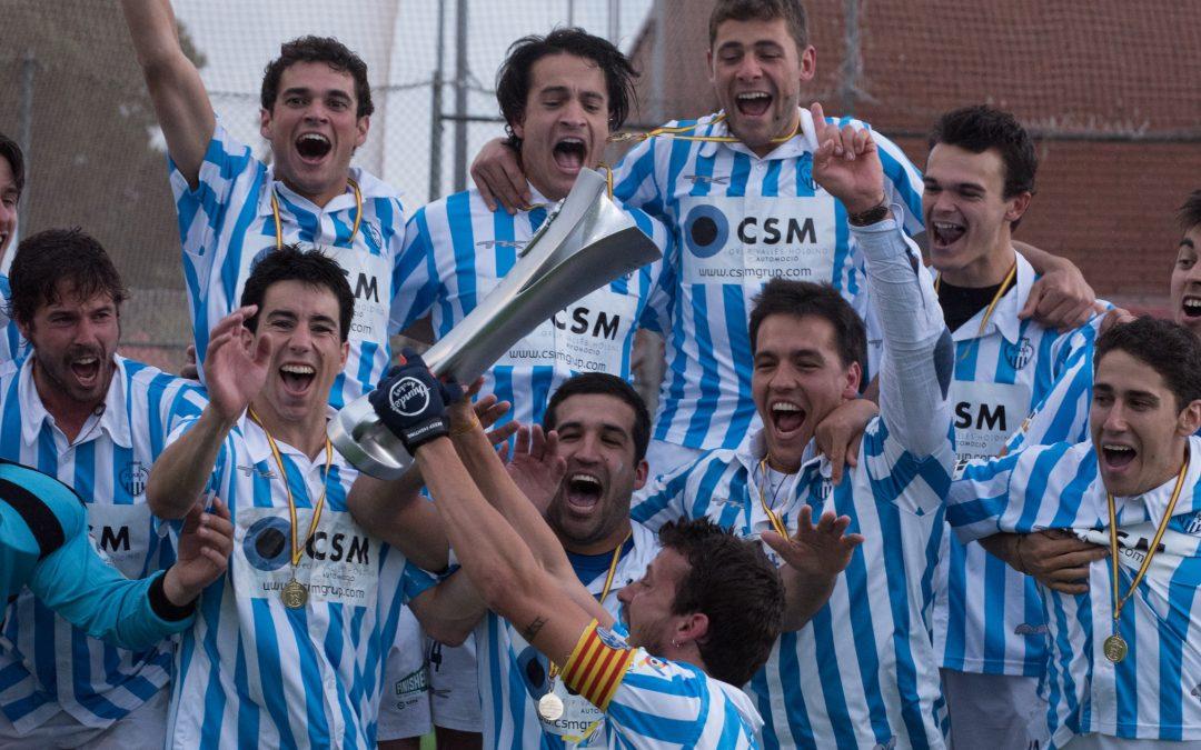 El Club Egara es proclama campió de Lliga de Divisió d'Honor A masculina