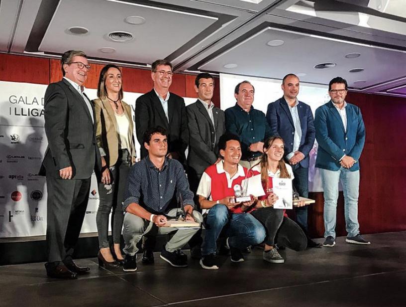 Presentació dels equips terrassencs a la Gala de Hockey per Terrassa
