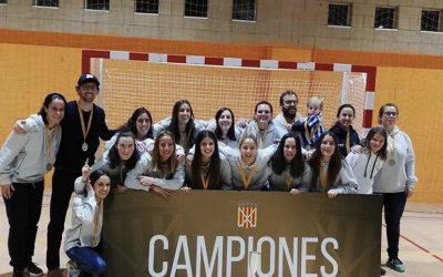 L'Egara DHF es proclama Campió de Catalunya de hockey Sala