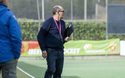 El Xavi Àvila finalitza la seva trajectòria al Club Egara