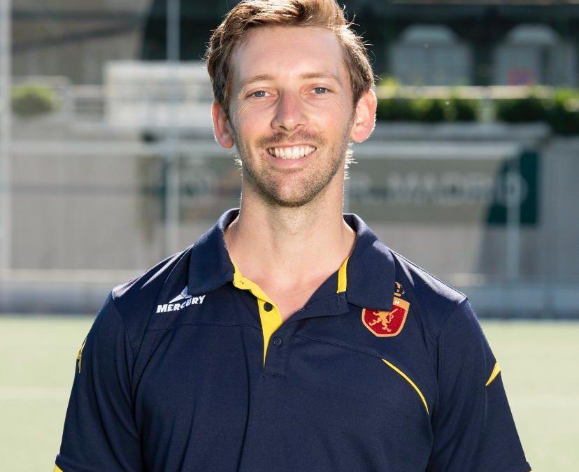 L'Andrew Wilson, seleccionador nacional de Canadà